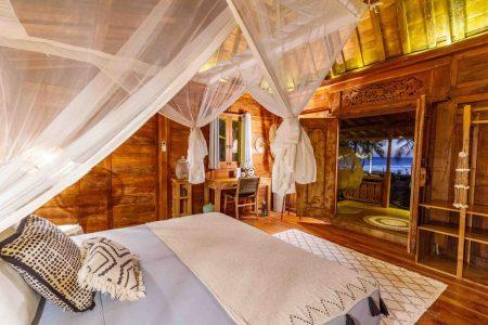bedroom bungalow seed resort