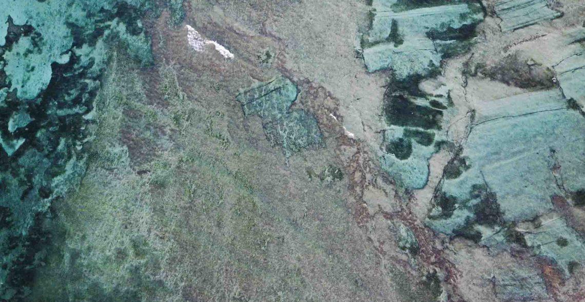 Drone rote island