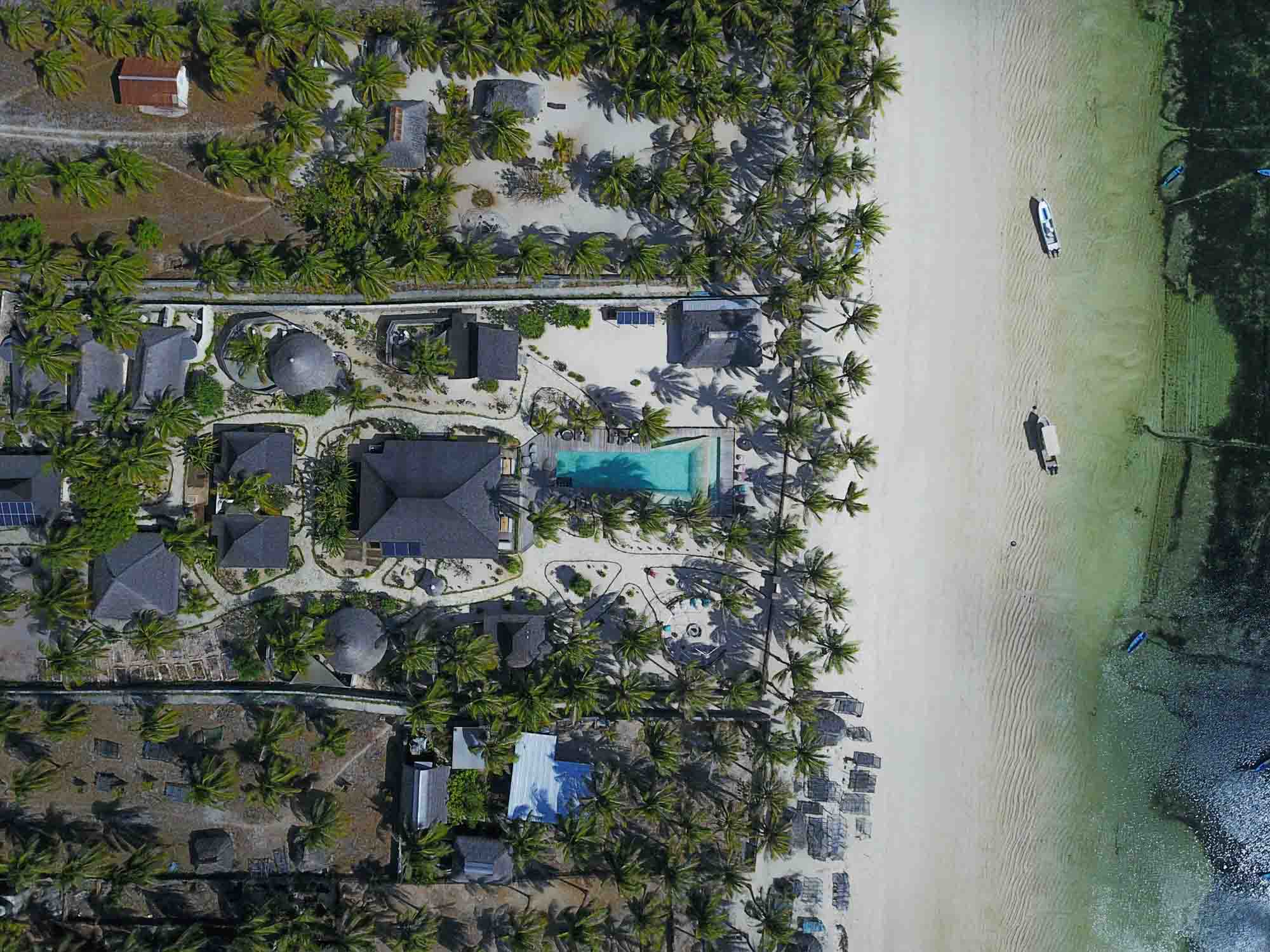 Drone seed resort Rote