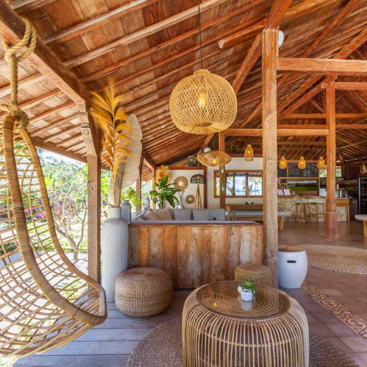 restaurant rote island Seed resort