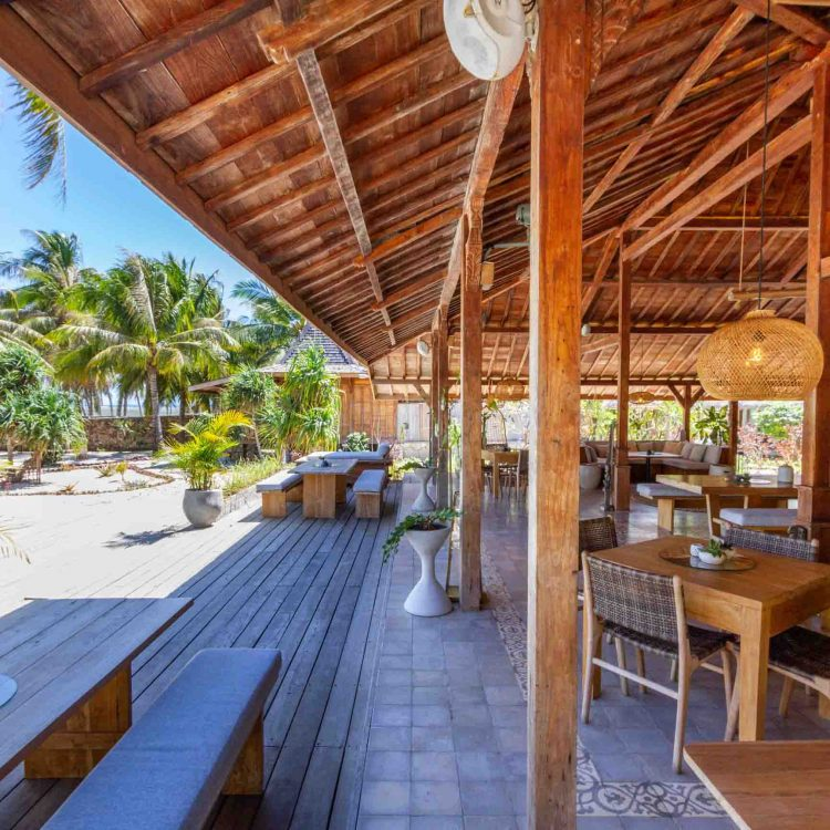 Seed resort rote island restaurant