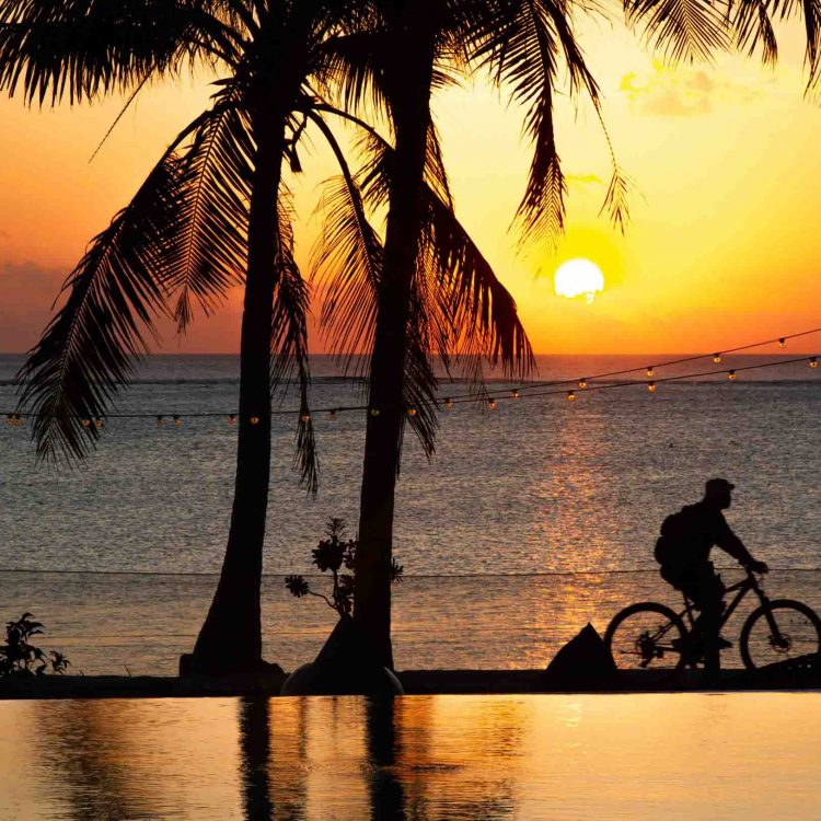 biking rote island
